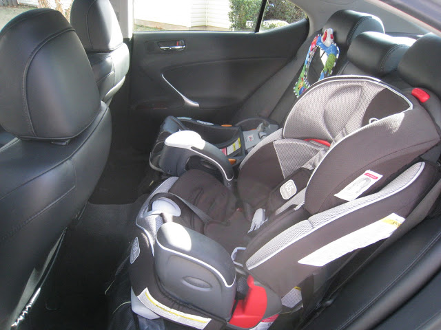 An Introduction To Baby Car Seats
