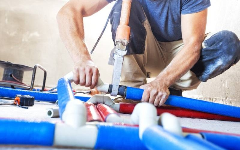Plumber Services for Residential Buildings
