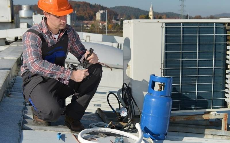 Maintain a Window Air Conditioner